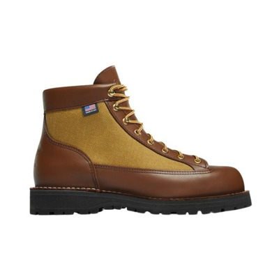 Danner Light fabric and leather boots Danner