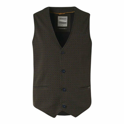 Gilet all over printed jersey unlin No Excess