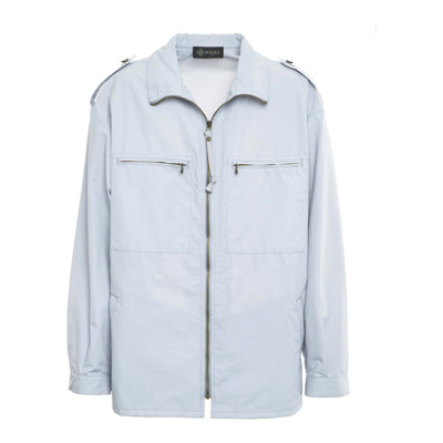 Technical Cotton Work Jacket Mr&Mrs Italy