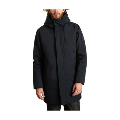 Long Hooded Parka Knowledge Cotton Apparel