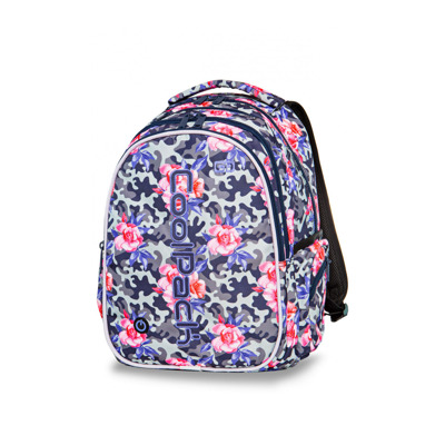Joy Camo Roses CoolPack