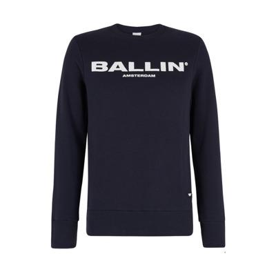sweater Ballin Amsterdamblauw Ballin Amsterdam