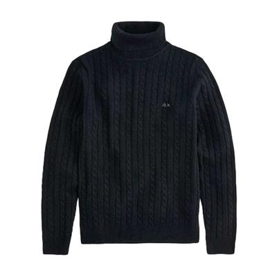 High neck sweater Sun 68