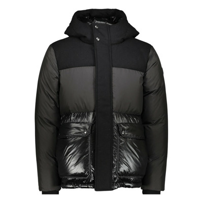 intarsia Jacket Woolrich