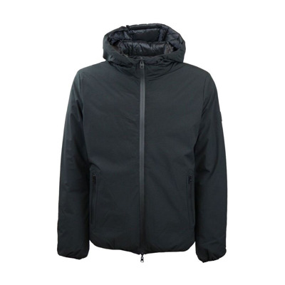 reversible jacket with hood Refrigue