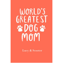 Non-Photo 12x18 Poster, Home Decor -Worlds Greatest Dog