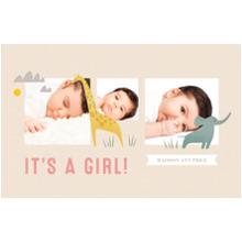 Baby + Kids 16 oz. Grande Mug with Lid, Gift -Baby Safari