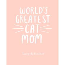 Non-Photo 16x20 Poster, Home Decor -Worlds Greatest Cat
