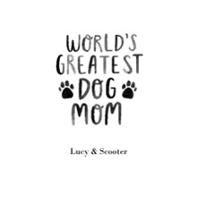 Non-Photo 24x36 Poster , Home Decor -Worlds Greatest Dog