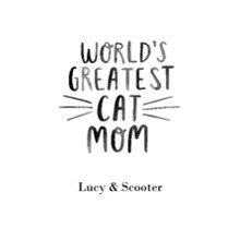 Non-Photo 20x30 Poster, Home Decor -Worlds Greatest Cat