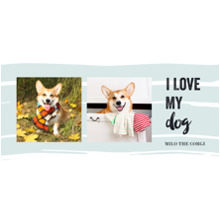 Pets 11 oz. Pink Mug, Gift -Puppy Love