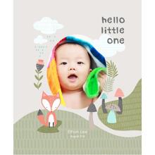 Baby + Kids Framed Canvas Print, Chocolate, 11x14, Home Decor -Little Fox