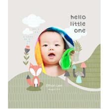 Baby + Kids Framed Canvas Print, Black, 8x10, Home Decor -Little Fox