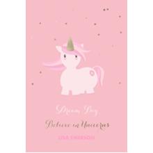 Baby + Kids 20x30 Peel, Stick & Reuse, Home Decor -Unicorn Magic