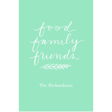Non-Photo 24x36 Poster , Home Decor -Food Family Friends