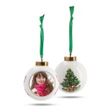 Porcelain Ball Ornament, Gift