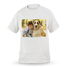 Deluxe Photo T-shirt large, Gift
