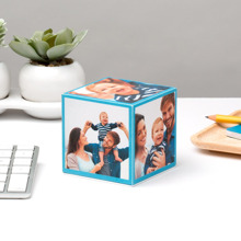 3x3 Photo Cube, Gift