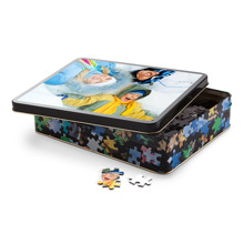 Photo Puzzle with Gift Tin, Gift