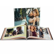 Custom Cover Photo Book, 8.5x11, Photo Books