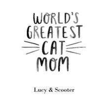 Non-Photo 11x14 Poster(s), Board, Home Decor -Worlds Greatest Cat