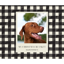 Pets Plush Fleece Photo Blanket, 50x60, Gift -Plaid Pet
