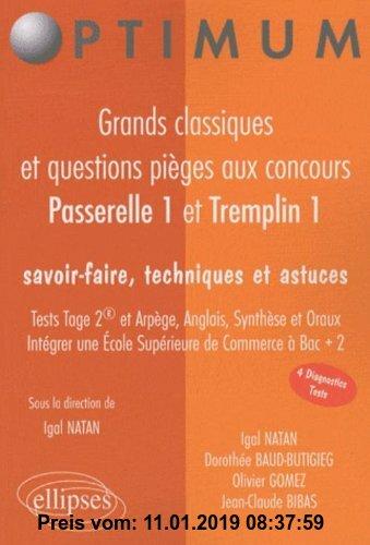 Gebr. - Passerelle 1 & Tremplin 1 : Grands classiques et questions pièges