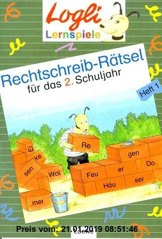 Gebr. - Rechtschreib-Rätsel, neue Rechtschreibung, Für das 2. Schuljahr