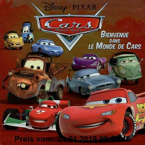 Gebr. - Bienvenue dans le Monde de Cars