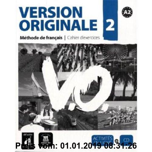 Gebr. - Version originale A2. Arbeitsbuch mit Audio-CD