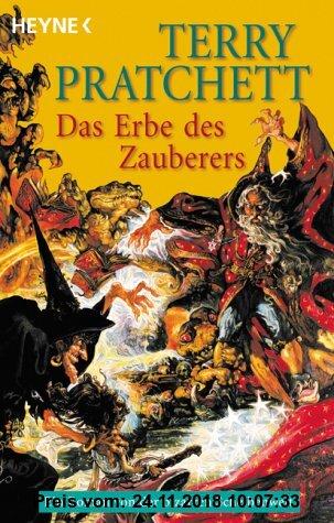Das Erbe des Zauberers. Ein Roman aus der bizarren Scheibenwelt