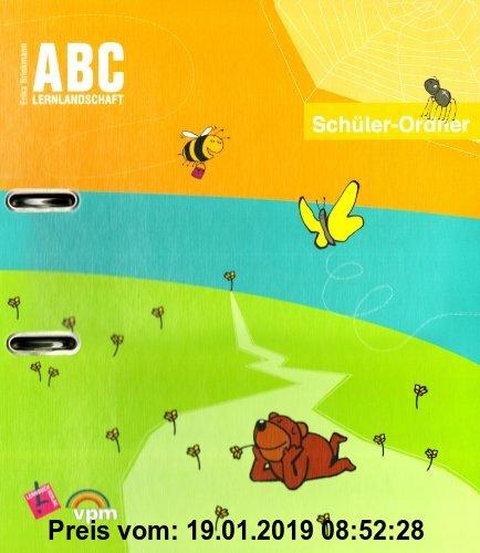 Gebr. - ABC Lernlandschaft: Schülerordner mit Register
