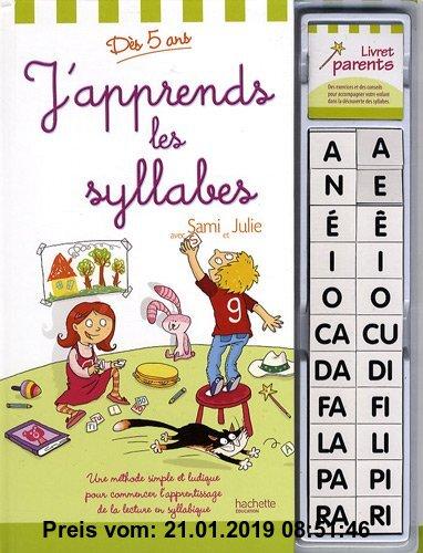 Gebr. - J'apprends les syllabes avec Sami et Julie