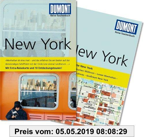 Gebr. - DuMont Reise-Taschenbuch Reiseführer New York