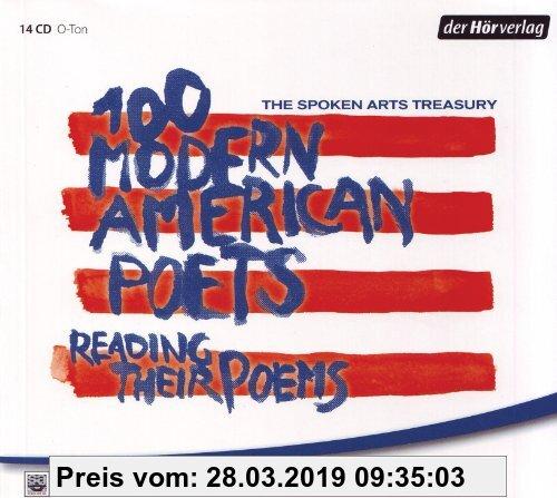 The Spoken Arts Treasury