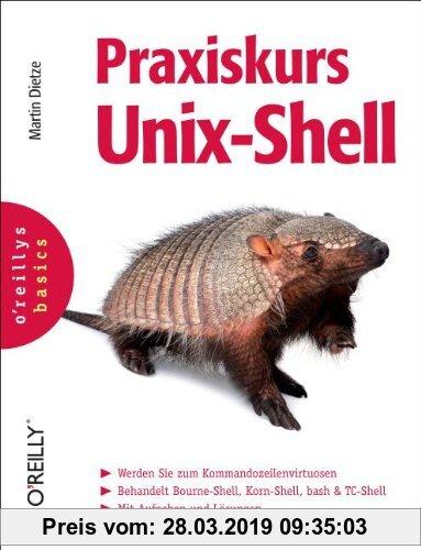 Gebr. - Praxiskurs Unix-Shell. oreillys basics