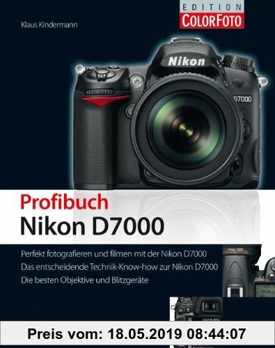 Gebr. - Das Profibuch Nikon D7000