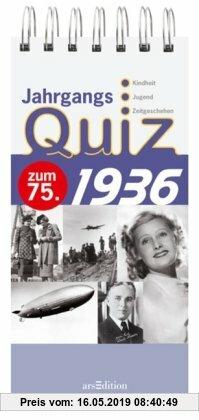 Gebr. - Jahrgangsquiz 1936