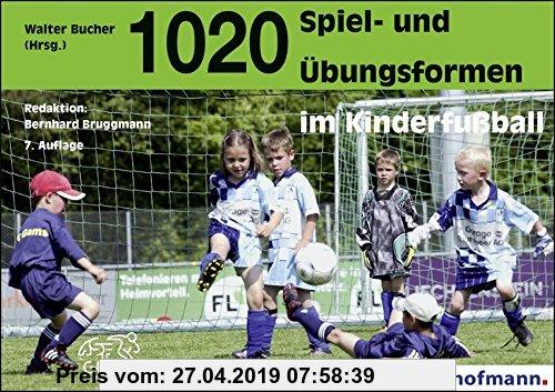 Gebr. - 1020 Spiel- und Übungsformen im Kinderfußball