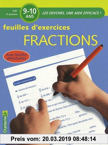 Gebr. - Fractions CM1