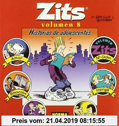 Gebr. - Zits 8, Historias de adolescentes (HUMOR)