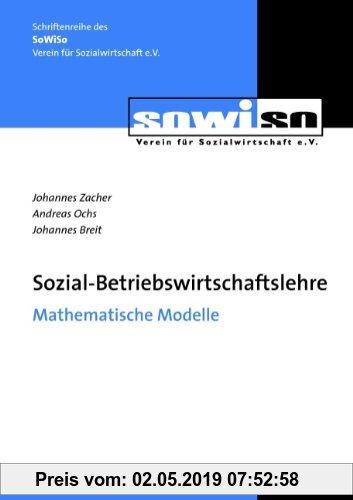 Gebr. - Sozial-Betriebswirtschaftslehre: Mathematische Modelle