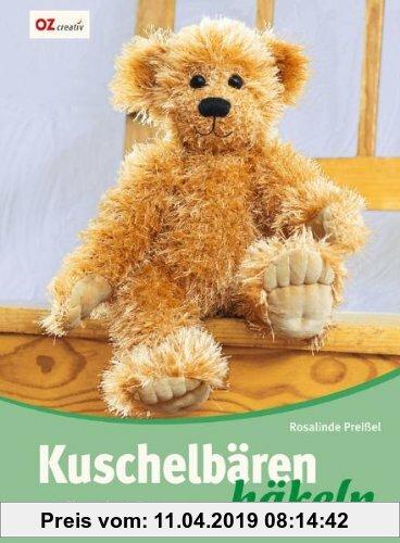 Gebr. - Kuschelbären häkeln: Aus Flausch- & Fransengarn