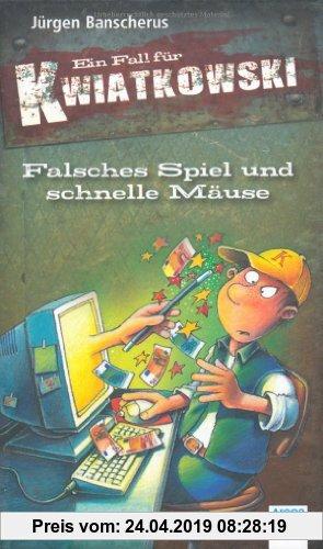 Gebr. - Ein Fall für Kwiatkowski - Falsches Spiel und schnelle Mäuse