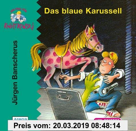 Gebr. - Banscherus, Jürgen : Das blaue Karussell, 1 Audio-CD