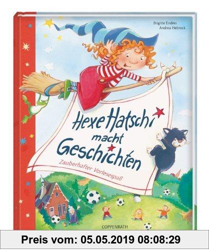 Gebr. - Hexe Hatschi macht Geschichten: Zauberhafter Vorlesespaß