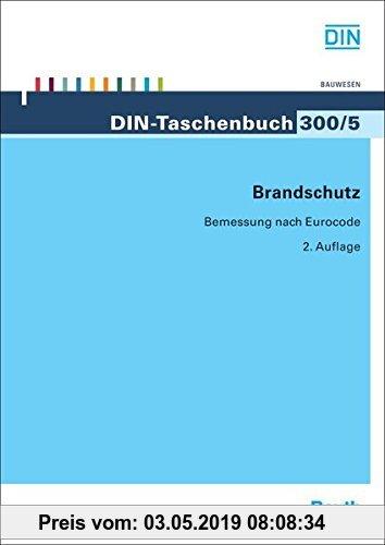 Gebr. - Brandschutz: Bemessung nach Eurocode (DIN-Taschenbuch)