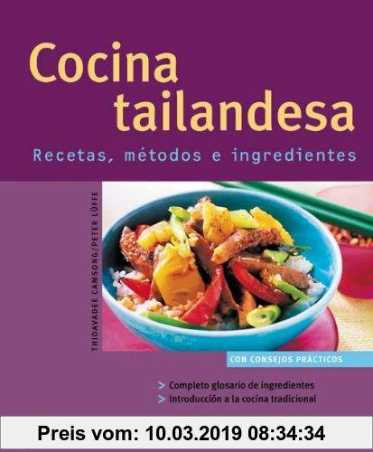 Gebr. - Cocina tailandesa. Recetas, métodos e ingredientes (Cocina fácil)
