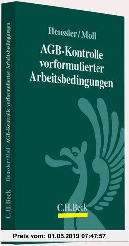 Gebr. - AGB-Kontrolle vorformulierter Arbeitsbedingungen