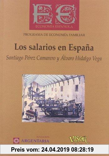 salarios en espana